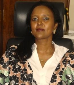 UNEP Deputy Amina